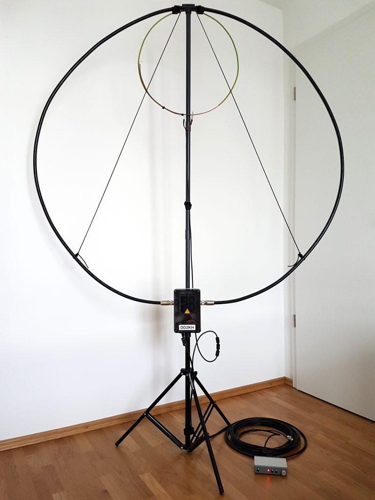 Loop Antenna On Roof