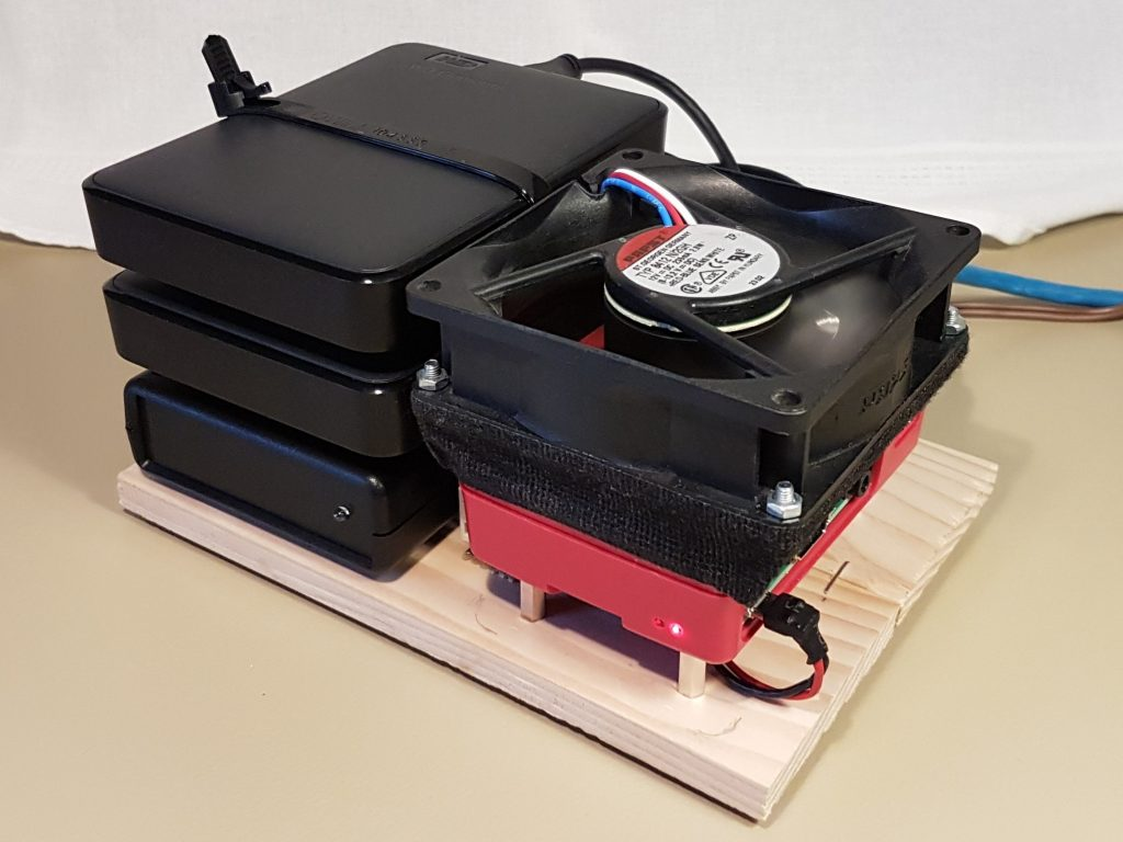 Build a Home Server with a Raspberry Pi | μF on